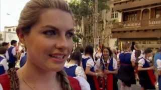 Oktoberfest 2013 in Blumenau Brasil,größtes Oktoberfest außerhalb Deutschlands