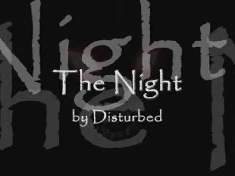 The Night by Disturbed (lyrics)