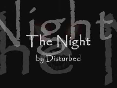 The Night  Disturbed lyrics