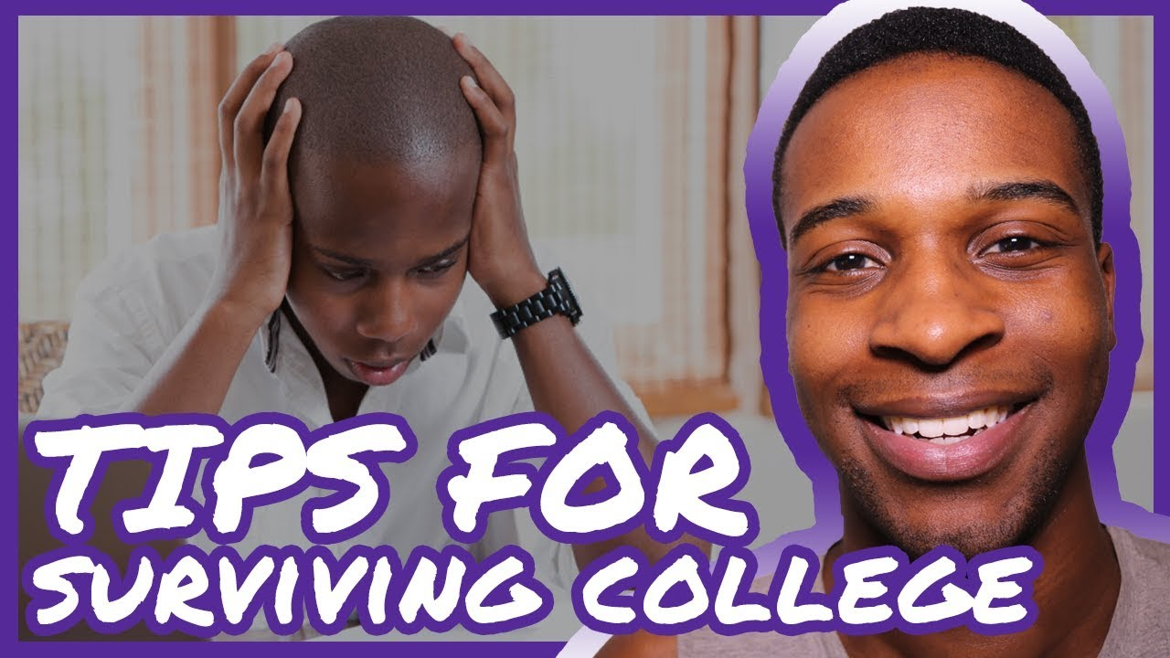 4 Tips for Getting Through College/Grad School