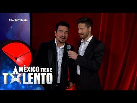 Adrián Terminó De Sorprender A Los Jueces (3/3)   Temporada 3   Programa 10   México Tiene Talento