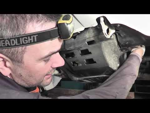 Мазда Трибьют: ремонт и обслуживание - Замена термостата