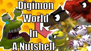 SCREAMING AT YOUR PETS - Digimon World In A Nutshell -  Sill...