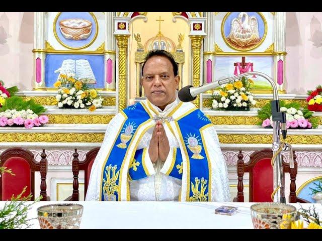 ഞായറാഴ്ച കുർബാന - Fr Jose Thottakara ( 19-09-2021)