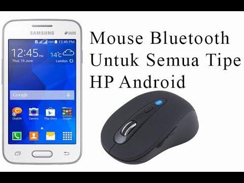 Unboxing! Mouse Bluetooth Untuk HP Android Yang Tidak ...