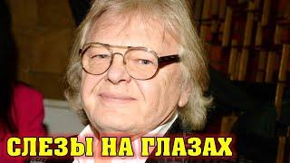 «Изменений к лучшему нет»: тяжелая болезнь сделала из Юрия Антонова затворника