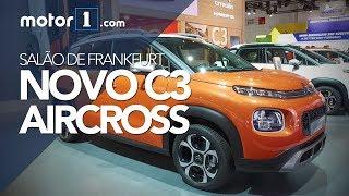 Novo Citro n C3 Aircross Europa Motor1.com Brasil