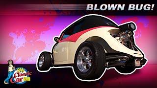 Blown VW Bug | Cape Cod Car Show | Hyannis Massachusetts