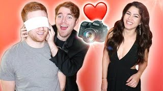 Download BLIND DATE FOR MY CAMERAMAN! Mp3 and Videos