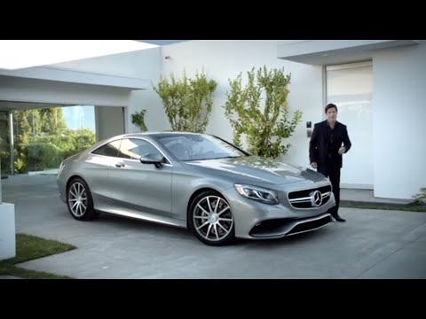 2015 mercedes benz s coupe video brochure long form youtube. Black Bedroom Furniture Sets. Home Design Ideas