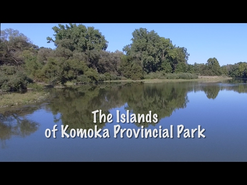 Traverse the Thames Highlight Video #6: The Islands of Komoka Provincial Park