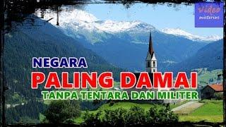 NEGARA TANPA MILITER PALING DISEGAN...