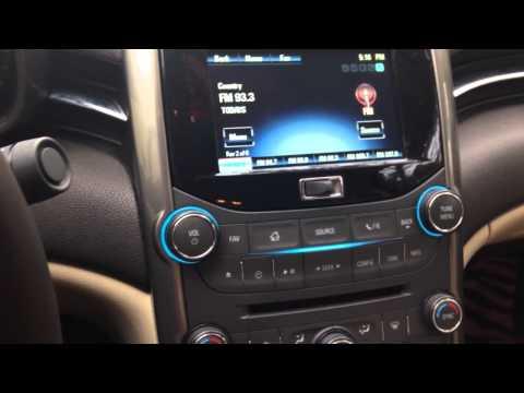2013 Malibu Pioneer Radio Glitch