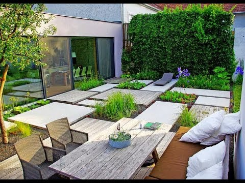 The Most Marvelous Minimalist Garden Ideas Youtube