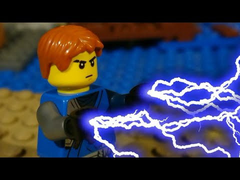 LEGO NINJAGO THE MOVIE - RISE OF THE VILLAINS PART 4 - COMING TOMORROW - DAY OF DESPAIR