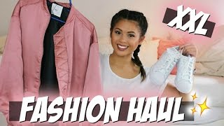 XXL FASHION HAUL - FRÜHLING 2016 | by Nhitastic