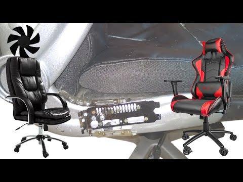 Какое кресло взять геймеру