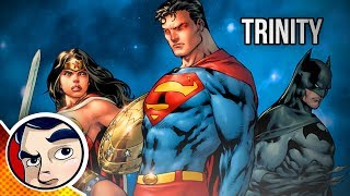 "Trinity ""Batman, Superman & Wonder Woman Better Together "" - Rebirth Complete Story | Comicstorian"