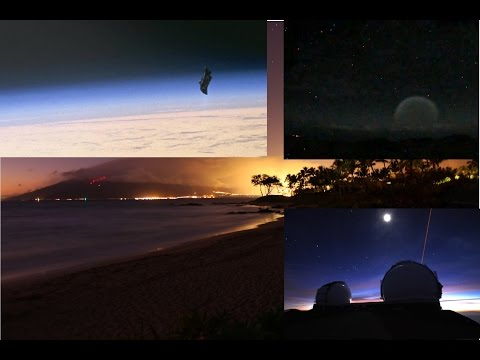 Hawaiian Star Gate Opens After Black Knight Satellite Activated