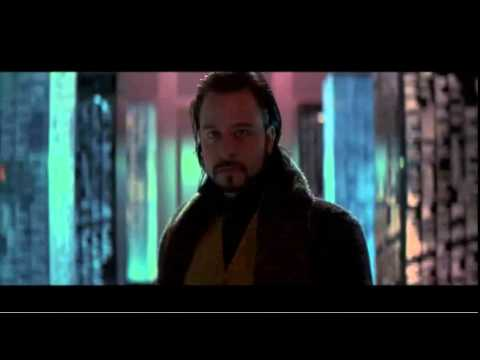 Fisher Stevens knows how to make an entrance