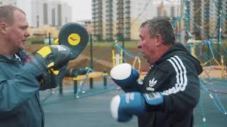 Клип о боксе в клубе «Суворов»!
