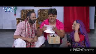 Dilwala Movie Best Scenes| Khesari_Lal  Yadav | Akshara Singh