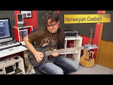 'Norwegian Cowbell' by Paul Gilbert - David Wallimann