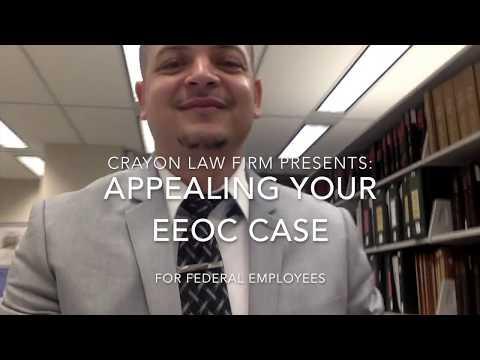 Filing an EEOC Appeal