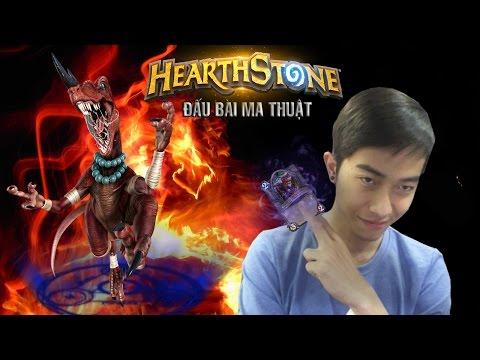 Trò chơi đấu bài ma thuật hay nhất hiện nay! HOÀN TOÀN MIỄN PHÍ | Hearthstone