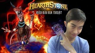 Trò chơi đấu bài ma thuật hay nhất hiện nay! HOÀN TOÀN MIỄN PHÍ   Hearthstone