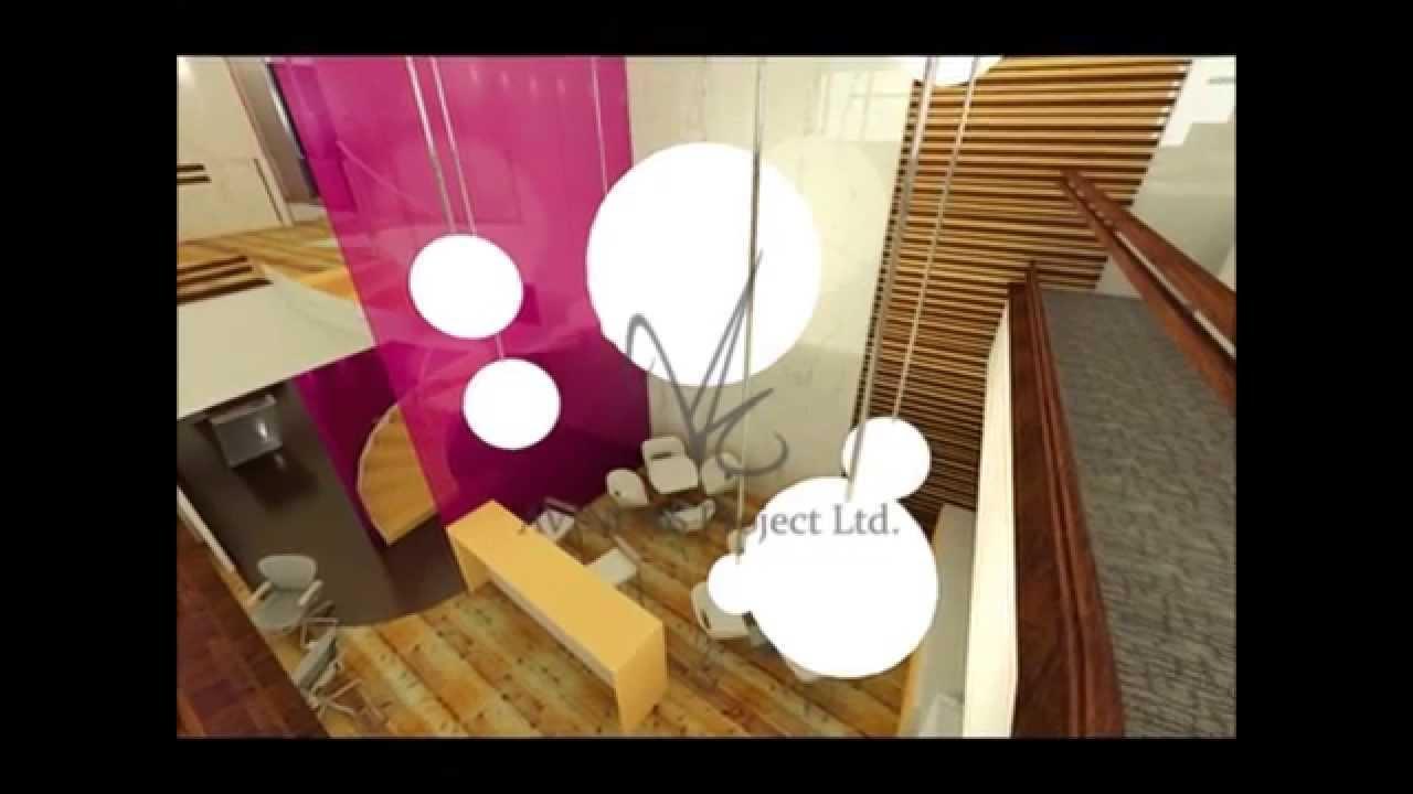 Avincas Project  Interior Design, Office Design Company Hong Kong.wmv