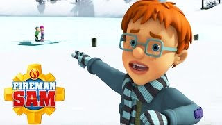Fireman Sam US Official: Icy Rescue | Cartoons for Children