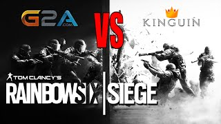 Tom Clancy's Rainbow Six Siege Trailer Kinguin vs. G2A Best Price Games HD