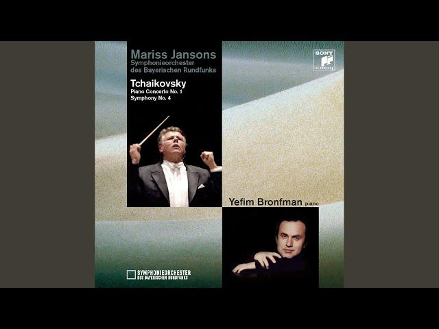 Symphony No. 4 in F Minor, Op. 36: I. Andante sostenuto - Moderato con anima