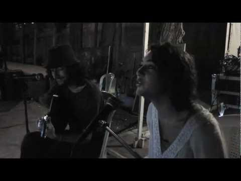 Harmony band with Tala Nazzal somebody to love (cover) at Amman street art fair 2011