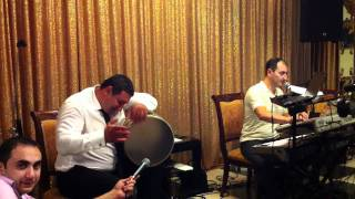 свадба Манпре и КАРИНЕ в ресторане Шарль Азнавур
