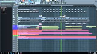 The Chainsmokers & Tritonal ft. Emily Warren - Until You Were Gone [FL Studio Remake]