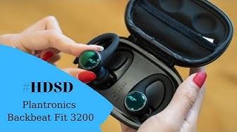 Hướng dẫn sử dụng Tai nghe Plantronics BackBeat FIT 3200 True Wireless