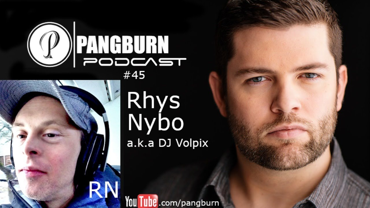 Pangburn Podcast #45 LIVE with Rhys Nybo