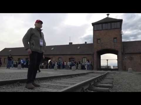 Auschwitz survivor: 'Beware of hate' - BBC News