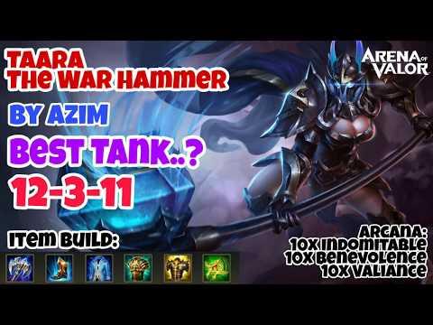 Taara Gameplay by AziM - Arena of Valor