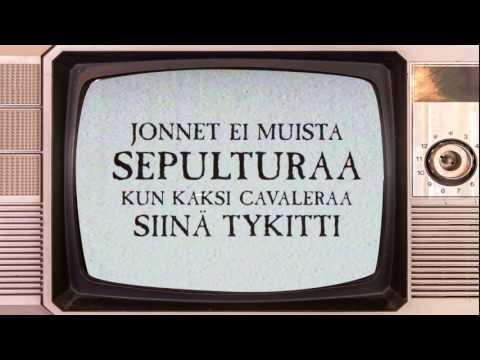 Samae Koskinen - Jonnet Ei Muista (Lyric Video)