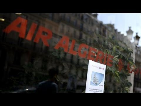 Air Algérie Flight Likely Crashed in Mali