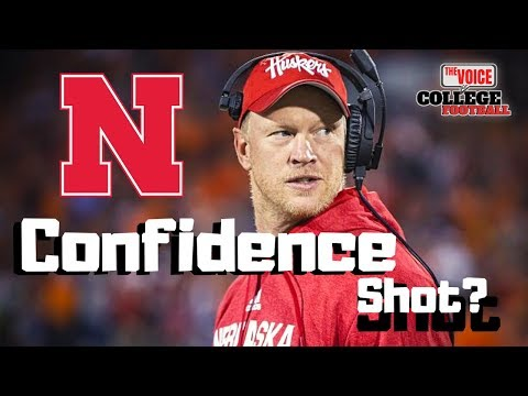 LACKING CONFIDENCE / Nebraska Cornhuskers Culture Talk
