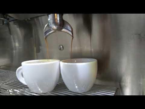 morning espresso
