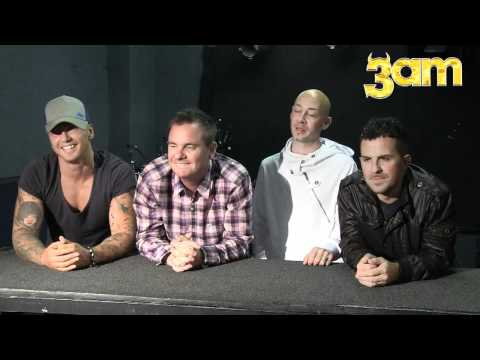East 17 Meet 3am.co.uk For A Nice Chat In The Studio