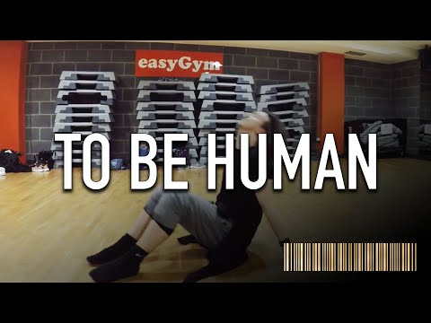 TO BE HUMAN by Sia ft Labrinth | Dance ROUTINE Video | @BrendonHansford Choreography
