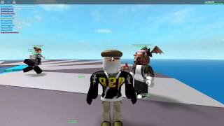 ROBLOX-Episosio 1-Trying to survive