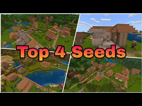 Top 4 Village Seeds in Super Crafting and Building 2020 #69