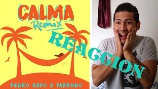 Pedro CapÓ, Farruko - Calma  -   - Calma  Reaccion